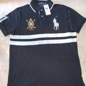Polo Ralph Lauren Big Pony Men's Shirt NWT